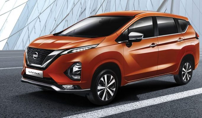 New Nissan Livina