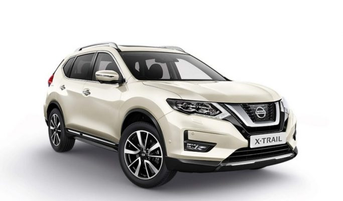 New Nissan X-Trail VL