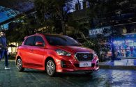 All New Datsun GO Panca