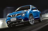 New Nissan Juke 2018